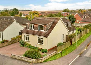 Thumbnail 4 bed detached house for sale in Green Lane, Clanfield, Waterlooville