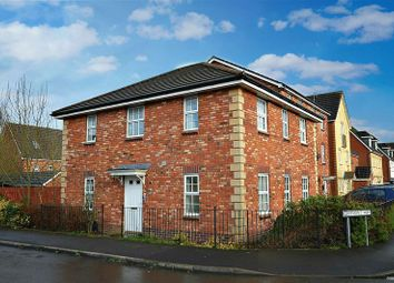 Thumbnail 4 bed detached house for sale in Grosmont Way, Coedkernew, Newport