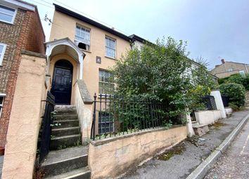 Constitution Hill, Gravesend, Kent DA12. 2 bed end terrace house
