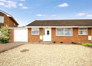 Thumbnail 2 bedroom semi-detached bungalow for sale in Haig Close, Upper Stratton, Swindon