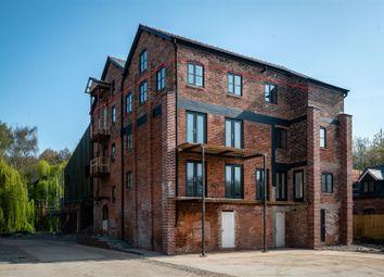Thumbnail 3 bed flat for sale in Penthouse 2, Mytton Mill, Forton Heath, Shrewsbury
