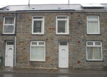 Thumbnail Terraced house to rent in Penrhiwceiber Road, Mounatin Ash