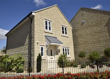 Thumbnail 3 bed detached house for sale in Plot 12, The Foxham, Blunsdon Meadow, Swindon