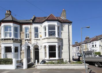 Thumbnail 4 bed flat for sale in Leathwaite Road, Battersea, London