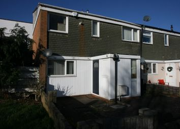 Thumbnail 3 bedroom end terrace house for sale in Stonedale, Sutton Hill, Telford