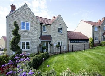 Thumbnail 4 bed detached house for sale in Plot 10 The Dyrham, Corsham Rise, Potley Lane, Corsham, Wiltshire