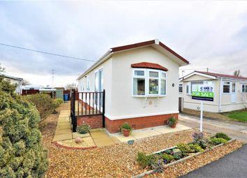 Thumbnail 2 bedroom mobile/park home for sale in Greenfield Park, Freckleton, Preston