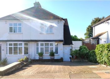 Thumbnail 3 bed semi-detached house for sale in Poverest Road, Orpington
