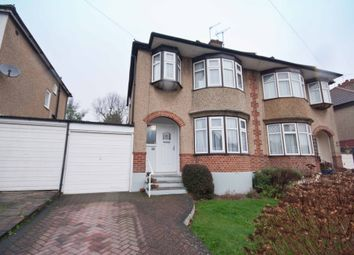 Thumbnail 3 bed semi-detached house for sale in Lyndhurst Avenue, Pinner