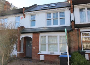Thumbnail 4 bed flat to rent in Woodberry Avenue, London