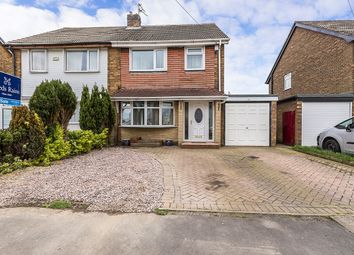 Thumbnail 3 bed semi-detached house for sale in Meadowcroft Road, Leyland