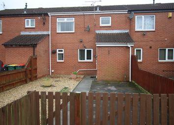 Thumbnail 3 bedroom terraced house for sale in Sylvancroft, Ingol, Preston