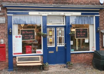 Thumbnail Retail premises for sale in Hanmer Stores & Post Office, Hanmer, Whitchurch