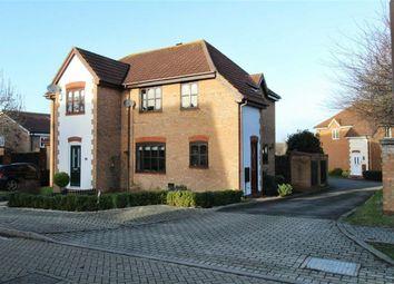 Thumbnail 3 bed semi-detached house for sale in Porthcawl Green, Tattenhoe, Milton Keynes
