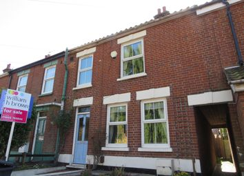 Thumbnail 3 bedroom terraced house for sale in Sprowston Road, Norwich