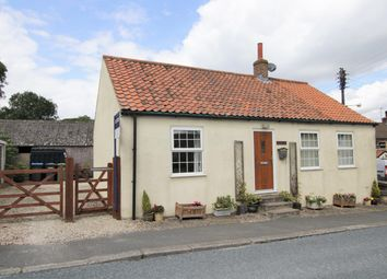 Thumbnail 2 bed bungalow for sale in Hollyhill Road, Well, Bedale