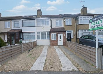 3 bed terraced house to rent in Grosvenor Crescent, Hillingdon, Uxbridge UB10