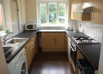 Thumbnail 4 bed detached house to rent in Wyeverne Road, Cathays, Cardiff