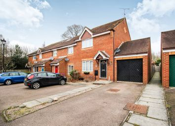 Thumbnail 3 bed semi-detached house for sale in Ropeland Way, Horsham, West Sussex