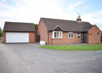 Thumbnail 4 bedroom detached bungalow for sale in Peacock Close, Gunthorpe