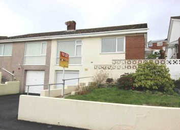 Thumbnail 2 bed bungalow to rent in Long Acre, Plympton