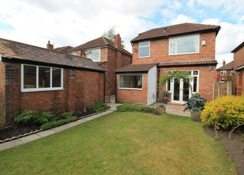 Thumbnail 3 bed detached house for sale in Debenham Road, Stretford