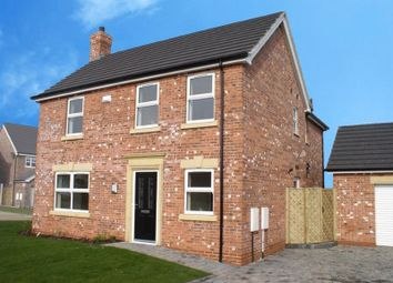 Thumbnail 4 bed detached house for sale in Plot 2 The Chatsworth, Rye Walk Off East Street, Hibaldstow, Brigg