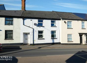 Thumbnail 2 bedroom terraced house for sale in Station Road, Cullompton, Devon