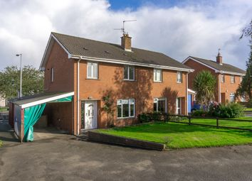 Thumbnail 3 bed semi-detached house for sale in Down Royal, Lisburn