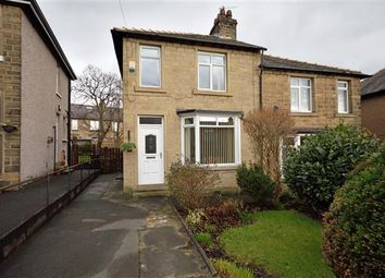 Thumbnail 2 bedroom semi-detached house for sale in Royd Street, Longwood, Huddersfield