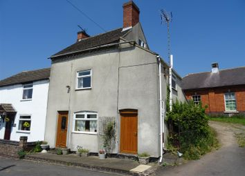 Thumbnail 2 bed end terrace house for sale in Elder Lane, Griffydam, Leicestershire