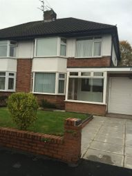 Thumbnail 3 bed semi-detached house to rent in Calder Drive, Rainhill, Prescot
