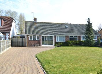 2 bed semi-detached bungalow for sale in Share & Coulter Road, Chestfield, Whitstable CT5
