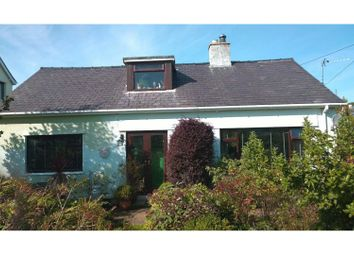 Thumbnail 3 bed detached bungalow for sale in Tyn-Y-Gongl, Benllech