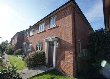 Thumbnail 3 bed semi-detached house to rent in Nelson Close, Wivenhoe, Colchester, Essex.