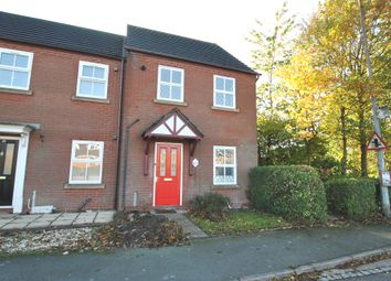 Thumbnail 3 bed end terrace house for sale in Bank Way, Ketley Bank, Telford, Shopshire