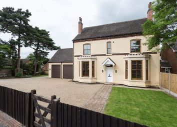Thumbnail 5 bed detached house for sale in School Lane, Hill Ridware, Rugeley