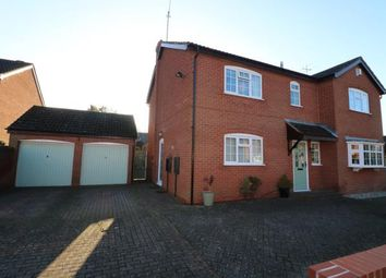 Thumbnail 5 bed detached house for sale in Tower Court, Lubenham, Market Harborough, Leicestershire