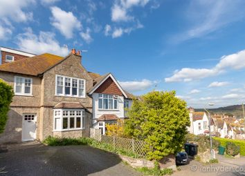 Thumbnail 4 bed semi-detached house for sale in Nevill Road, Rottingdean, Brighton