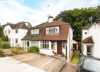 Thumbnail 2 bed semi-detached house for sale in Chipstead Way, Chipstead, Surrey