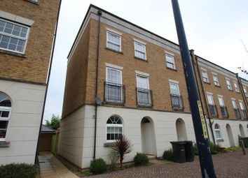 Thumbnail 3 bedroom town house to rent in Tarragon Road, Maidstone