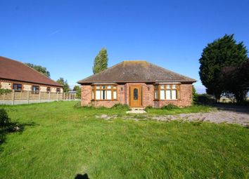 Thumbnail 2 bedroom detached bungalow for sale in Sleaford Road, Cranwell Village, Sleaford, Lincolnshire