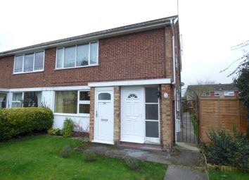 Thumbnail 2 bed maisonette to rent in Head Lane, Great Cornard, Sudbury
