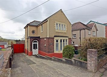 Thumbnail 3 bed detached house for sale in Main Road, Church Village, Pontypridd