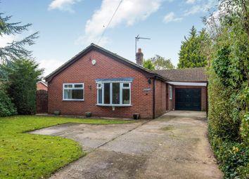 Thumbnail 3 bed detached bungalow for sale in Halton Fenside, Halton Holegate, Spilsby