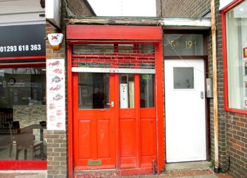 Thumbnail Restaurant/cafe to let in Kiosk, 5/7 Broad Walk, Crawley, West Sussex