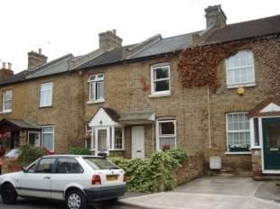 Thumbnail 2 bed terraced house to rent in Villier Street, Uxbridge