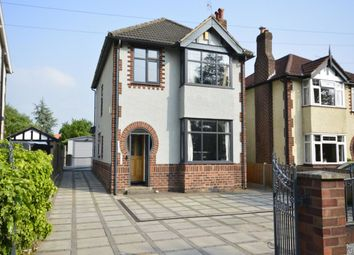 Thumbnail 3 bed detached house for sale in Chester Road, Helsby, Frodsham