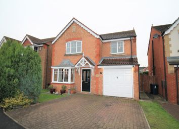 Thumbnail 4 bed detached house for sale in Alpine Close, Biddick Woods, Houghton-Le-Spring
