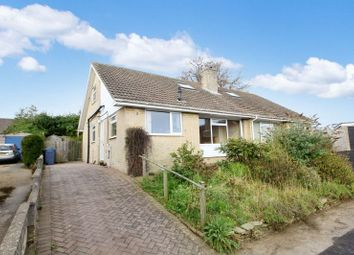Thumbnail 4 bed semi-detached bungalow for sale in Overgreen Close, Scarborough
